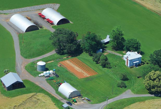Quonset Barn Kits
