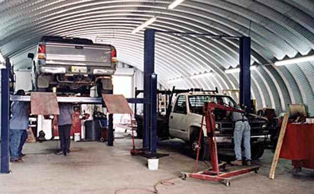 ca steel garages