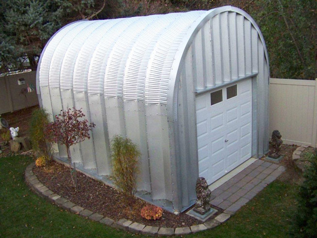 Pictures Of Quonset Huts Powerbilt Steel Buildings